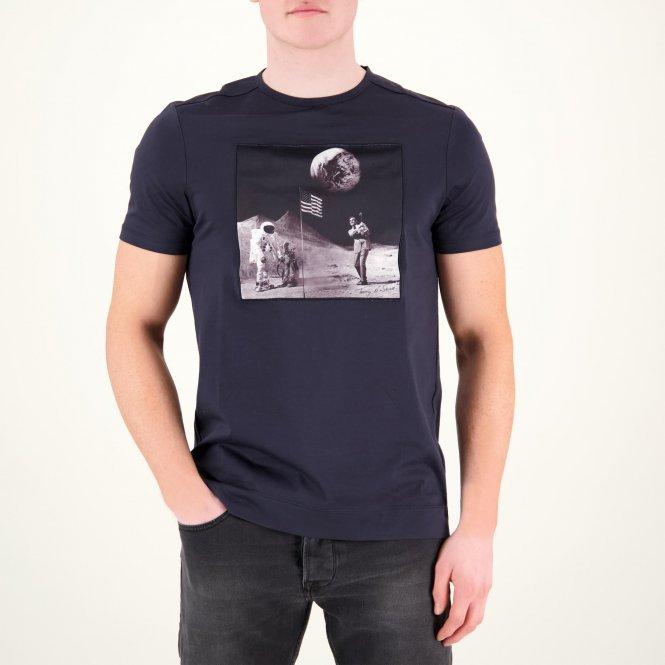 T-Shirt 'Man on the Moon'