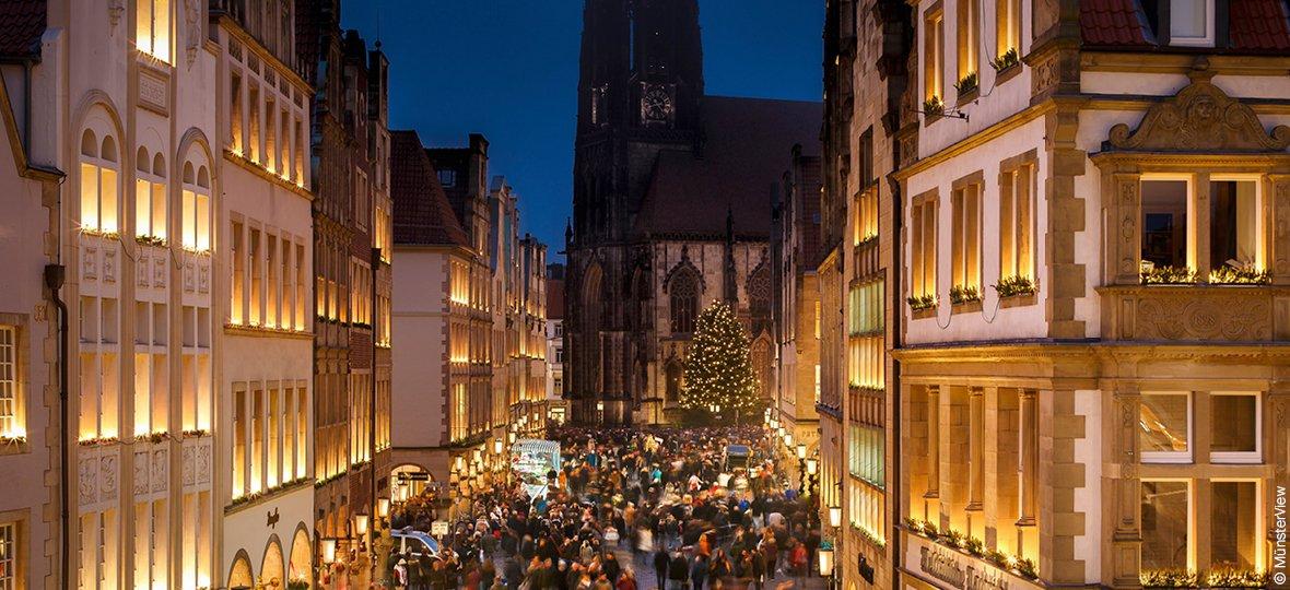Christmas Season - Weihnachtsmarkt in Münster