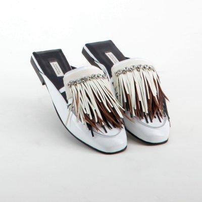 Dorothee Schumacher Sandale 'Chic Edginess Loafer'