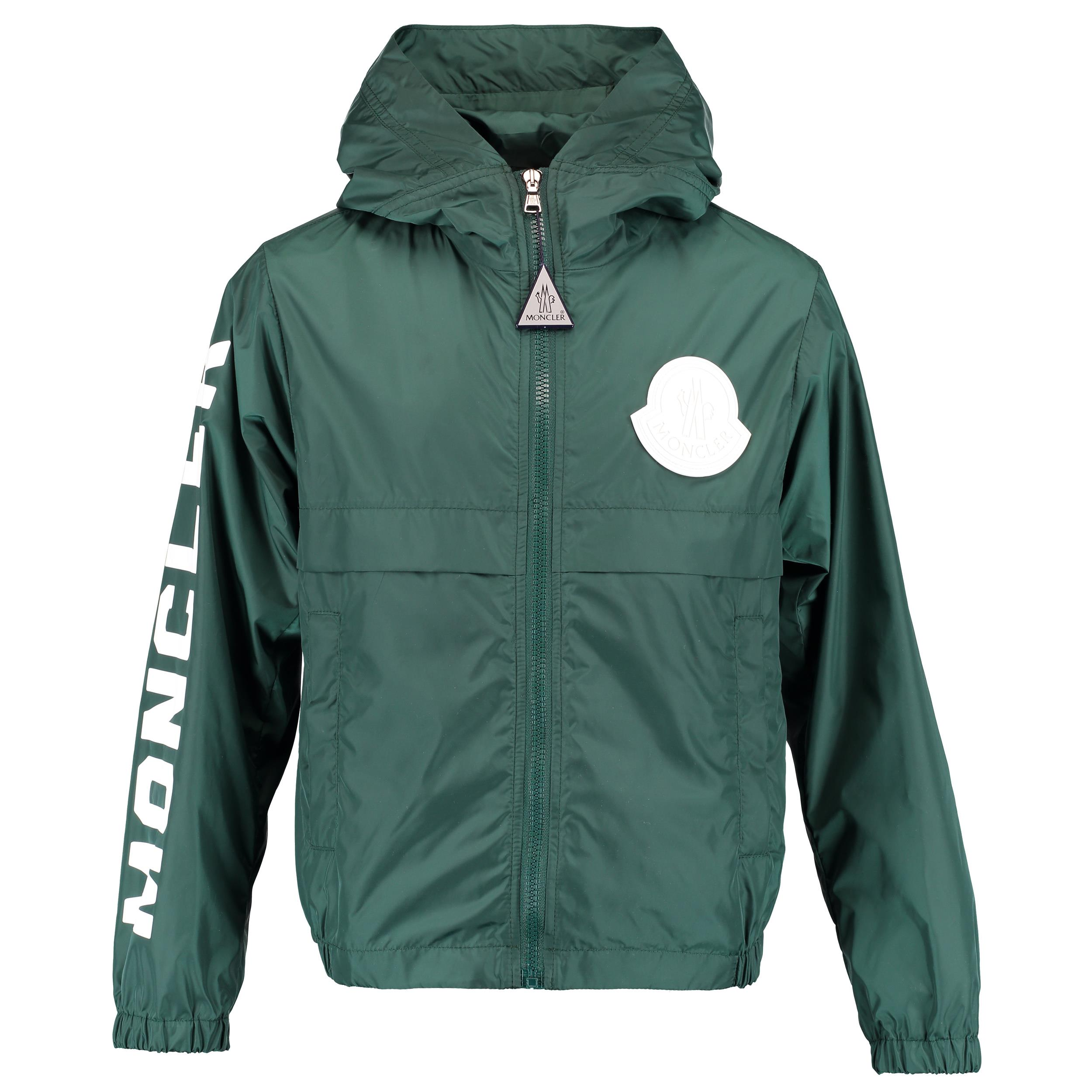 buy online 85624 10087 Moncler Jungen Jacke
