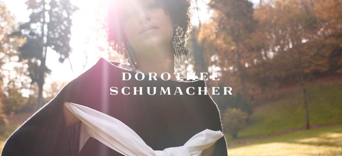 Dorothee Schumacher: Don't forget to play!
