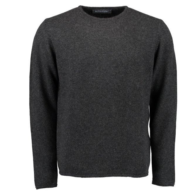 Pullover in Feinstrick