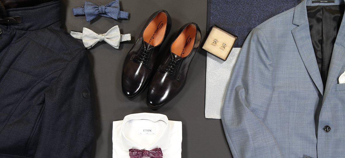 Suit up - So gelingt der perfekte Look für die Festtage