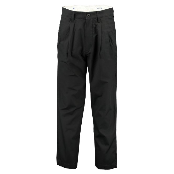 Hose 'Bronson Pleated Relaxed Tapered Chino'