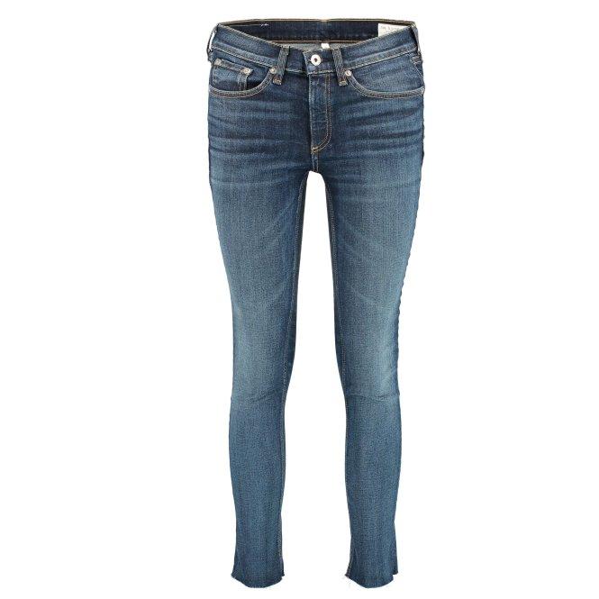 Damen Jeans 'Ankle Skinny'