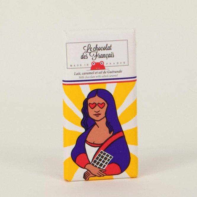 Schokolade 'La Joconde'