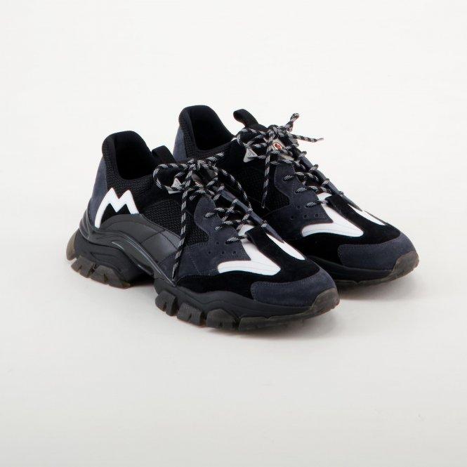 Sneaker 'Leave no trace'