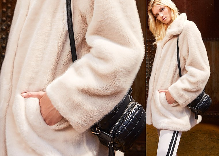 Fake It! - Fake Fur Looks für jeden Stil