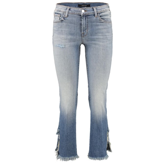 Jeans 'Selena Mid Rise Crop'