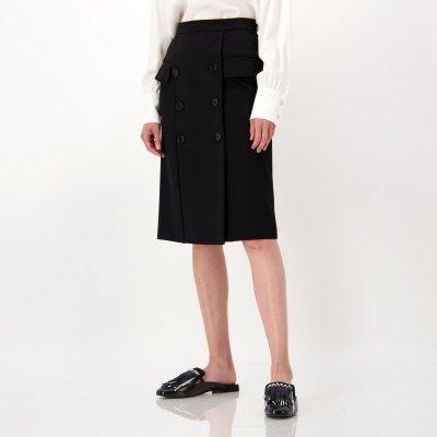 Dorothee Schumacher Rock 'Emotional Esscence Skirt'